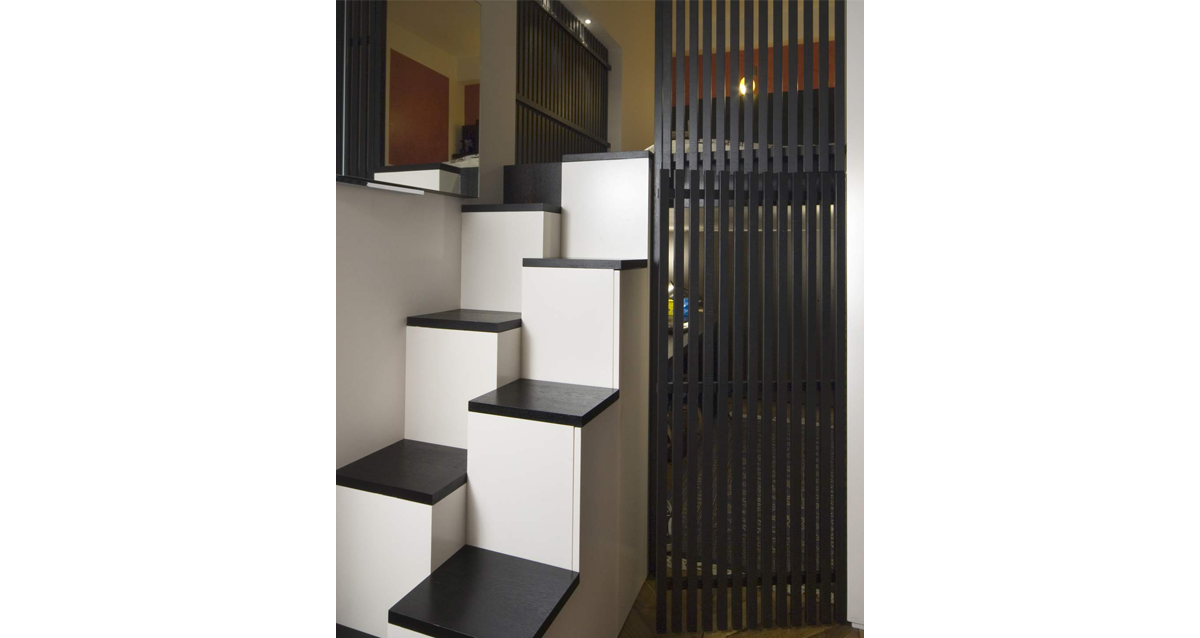 pierre agencement escaliers. Black Bedroom Furniture Sets. Home Design Ideas